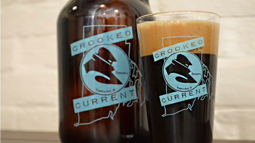 Crooked Current Chocolate Cherry Stout