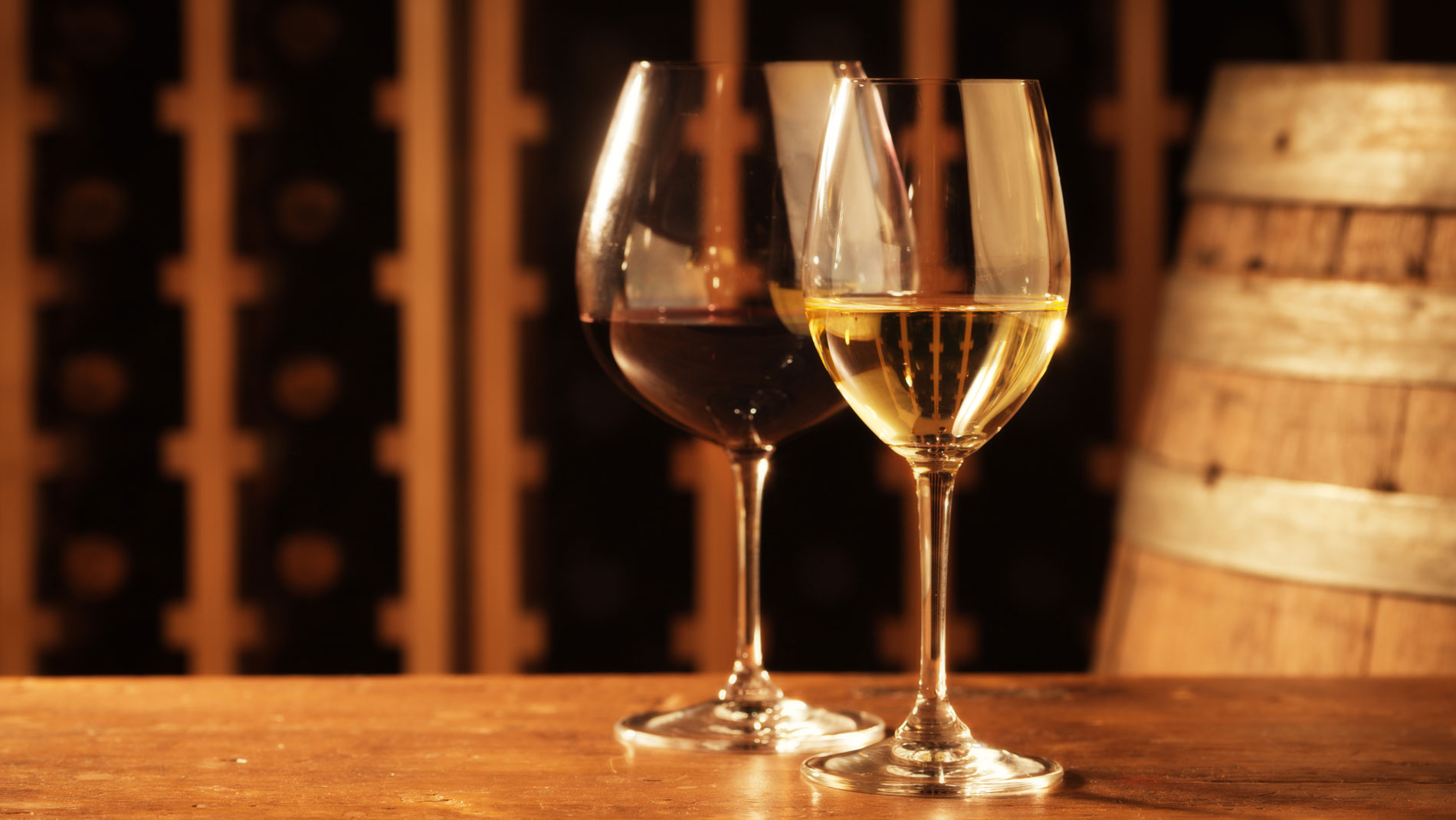 The Difference Between Red and White Wine