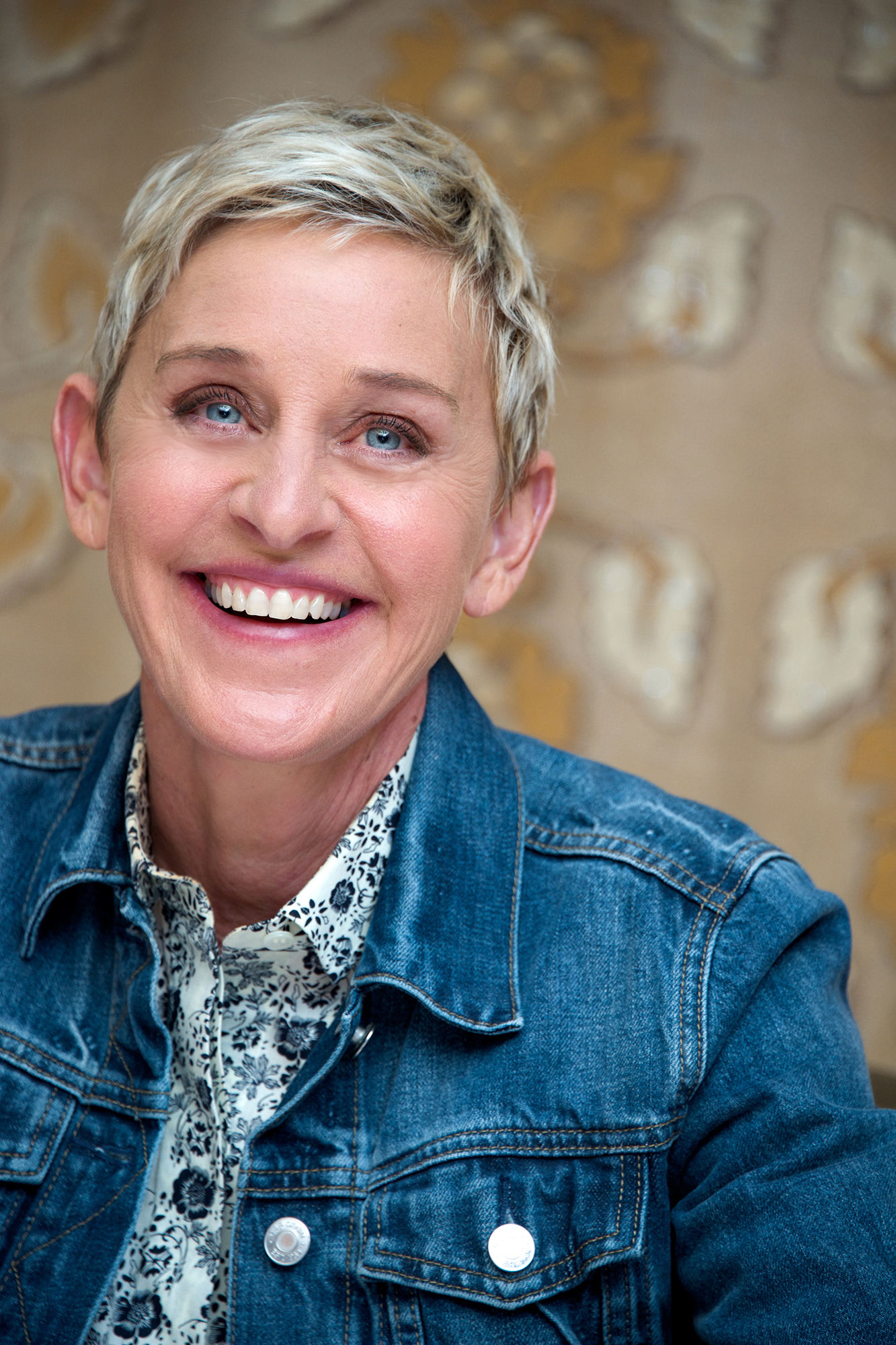 Ellen DeGeneres Jokes Her Star-Studded Birthday Bash Is Responsible for the Recent Tequila Shortage