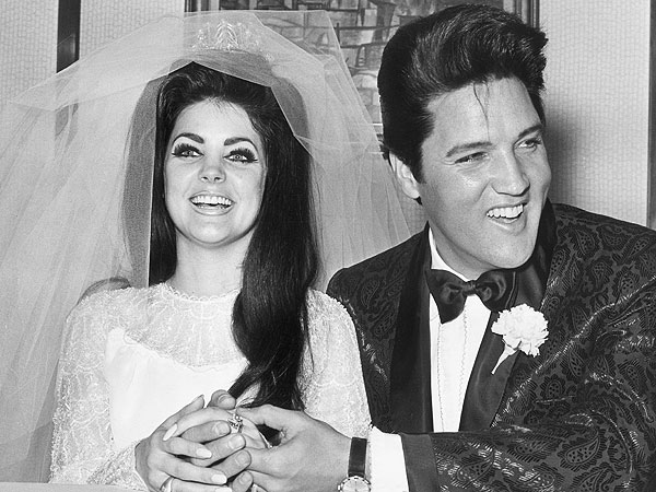 Elvis and Priscilla Presley's 50th Wedding Anniversary: 10 Things You Didn't Know About the Nuptials