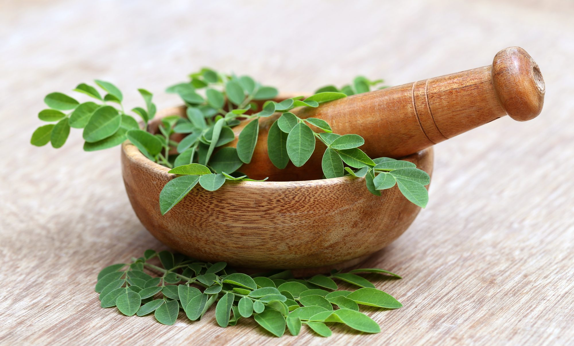 Is Moringa the New Kale? Here's What an RD Thinks