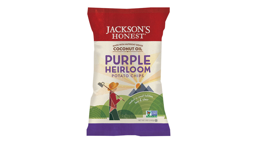 Jackson's Honest Purple Heirloom Chips