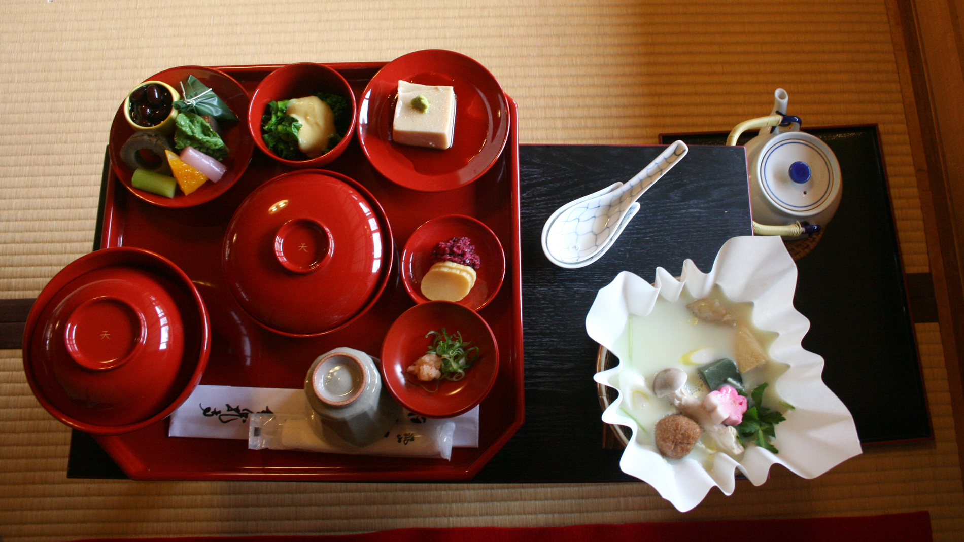 Japanese Temple Cuisine Is the Original Ultra-Seasonal Diet