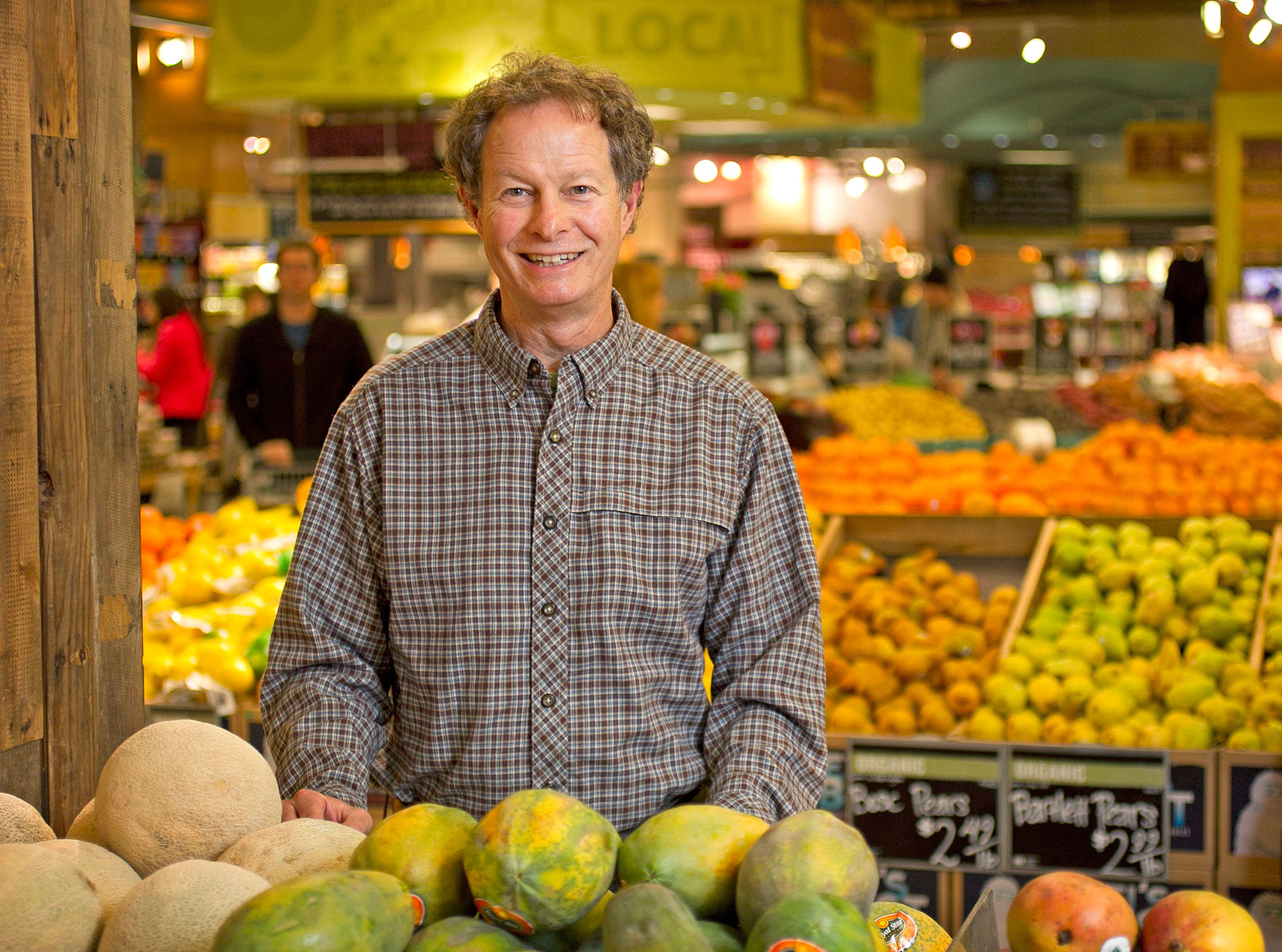 Whole Foods CEO John Mackey Shares the Diet that Got Him Back to His Teenage Weight