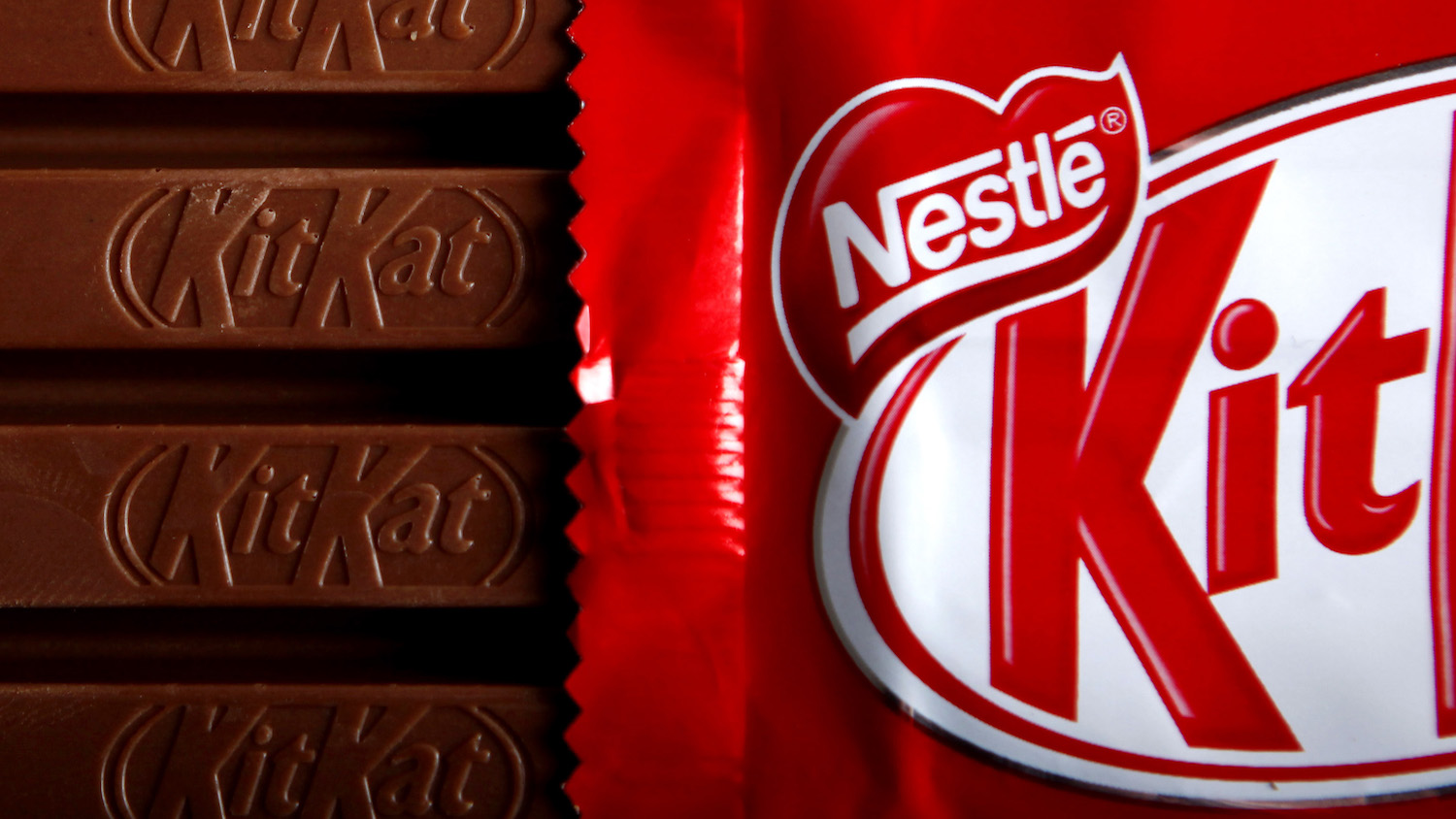 KitKat and Cadbury trademark battle