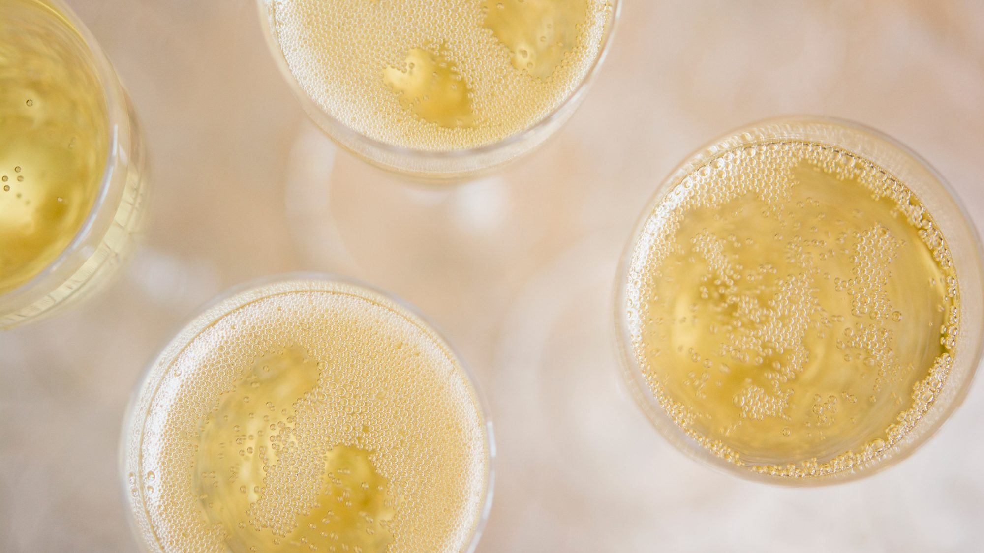 The Differences Between Champagne, Prosecco and Cava