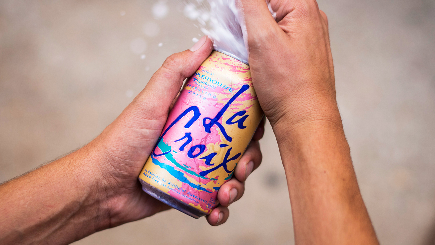 Big Dipper's 'LaCroix Boi' Is a Sensual Ode to Seltzer