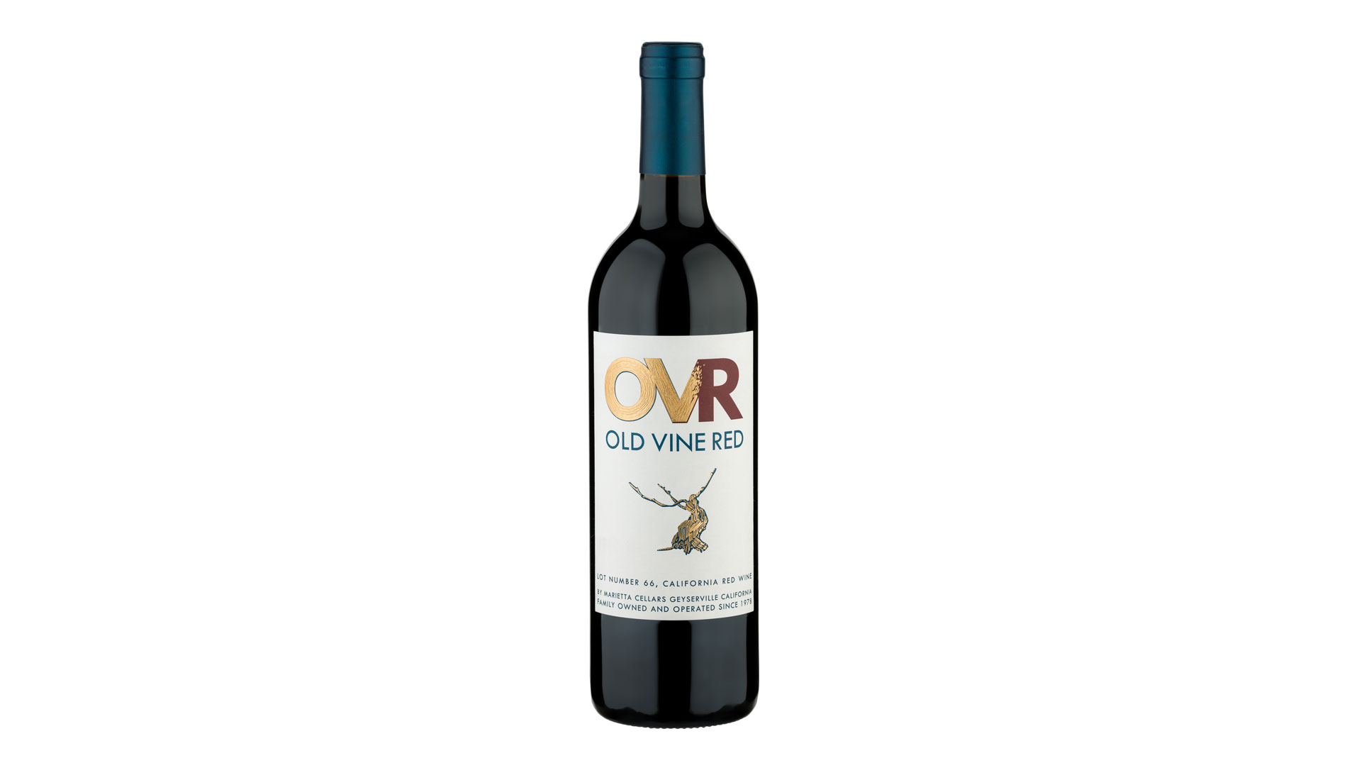 Marietta Old Vine Red Lot 66
