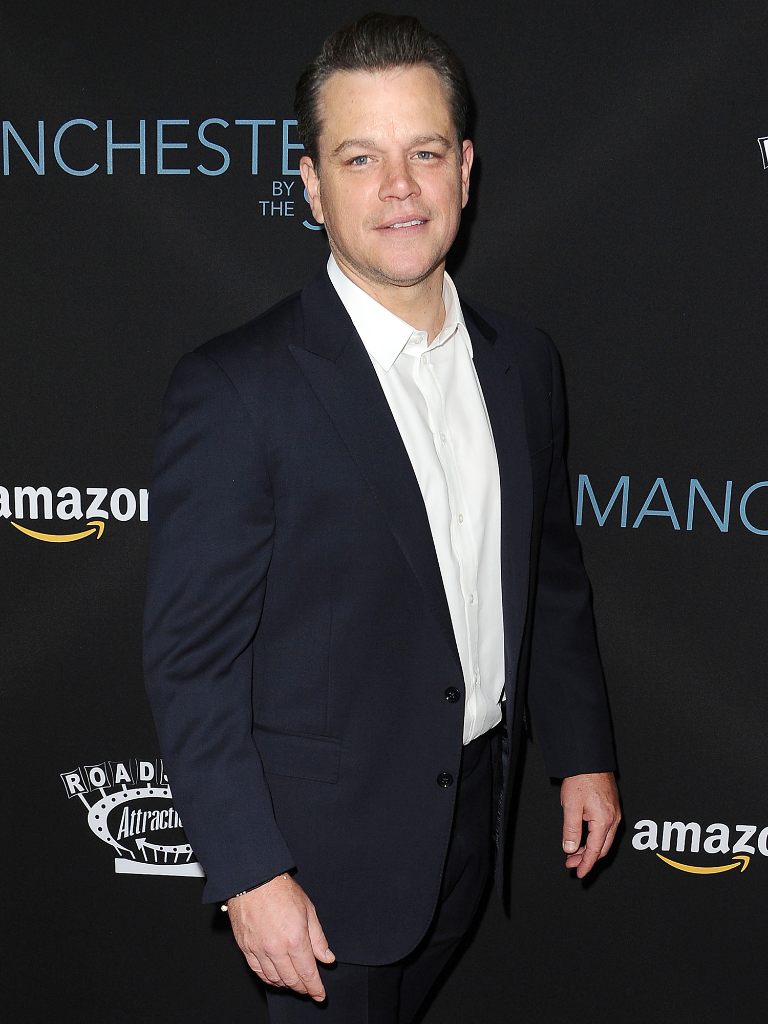 Matt Damon Goes for an Italian Feast in Boston—and Tips 'Very Well'