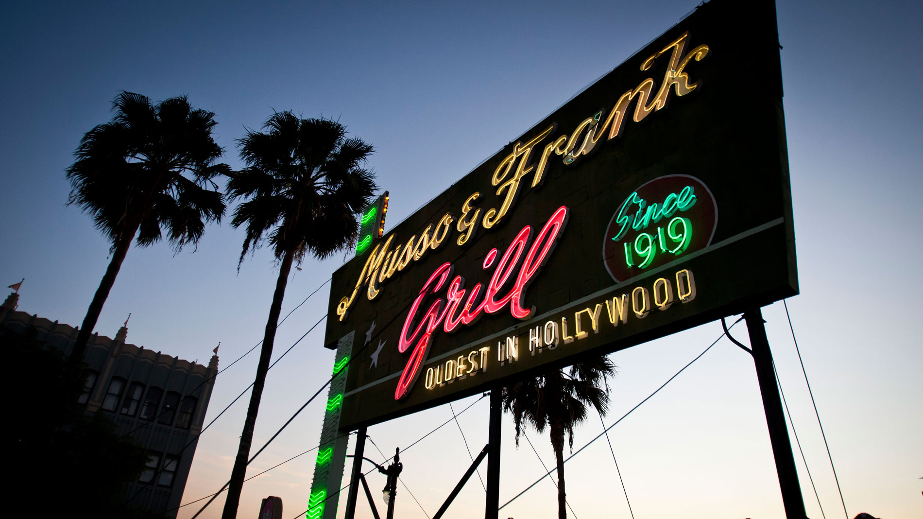 L.A.'s Most Classic Restaurants