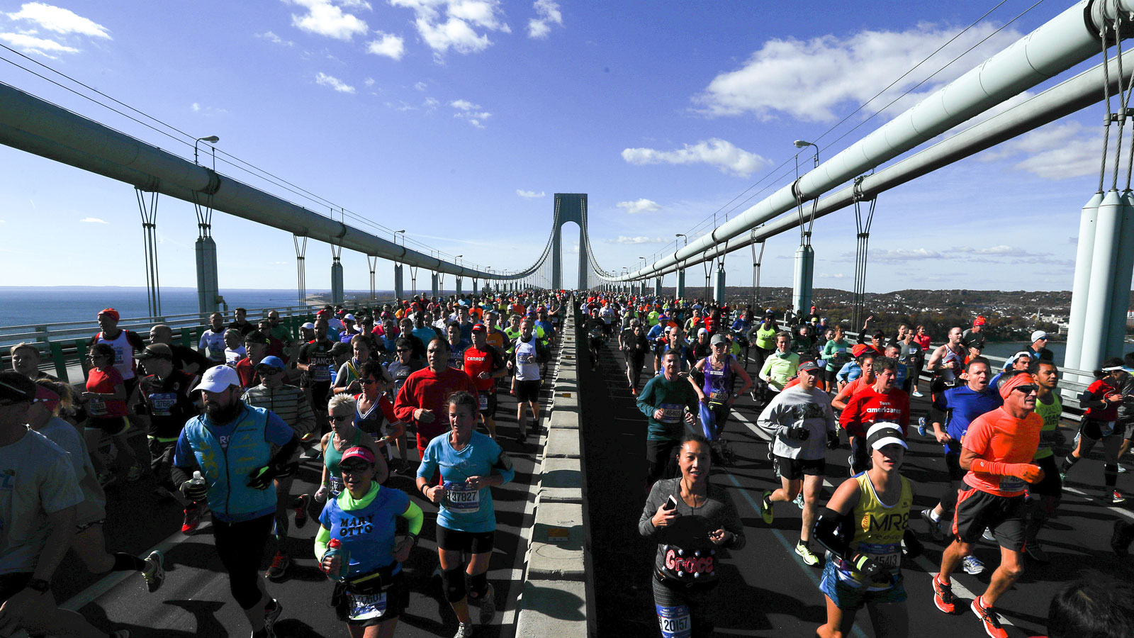 Here's What 7 Running-Crazed Chefs Eat Before Races