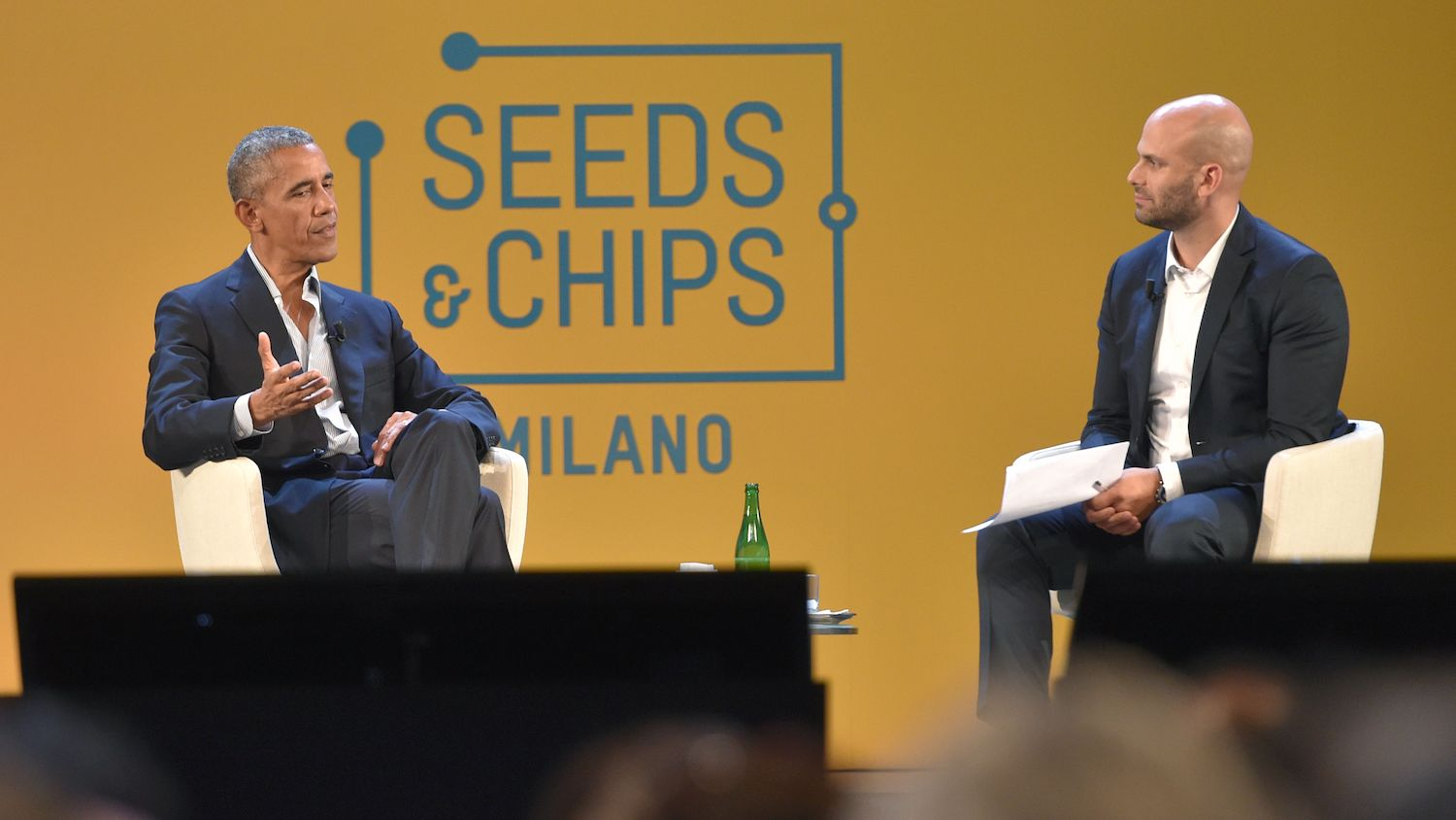 Obama Seeds and Chips speech