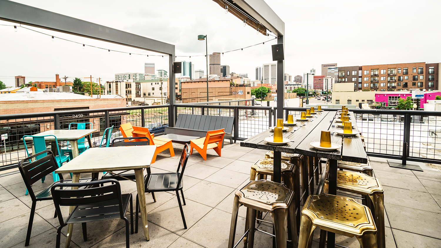 Where to Drink Outdoors in Denver