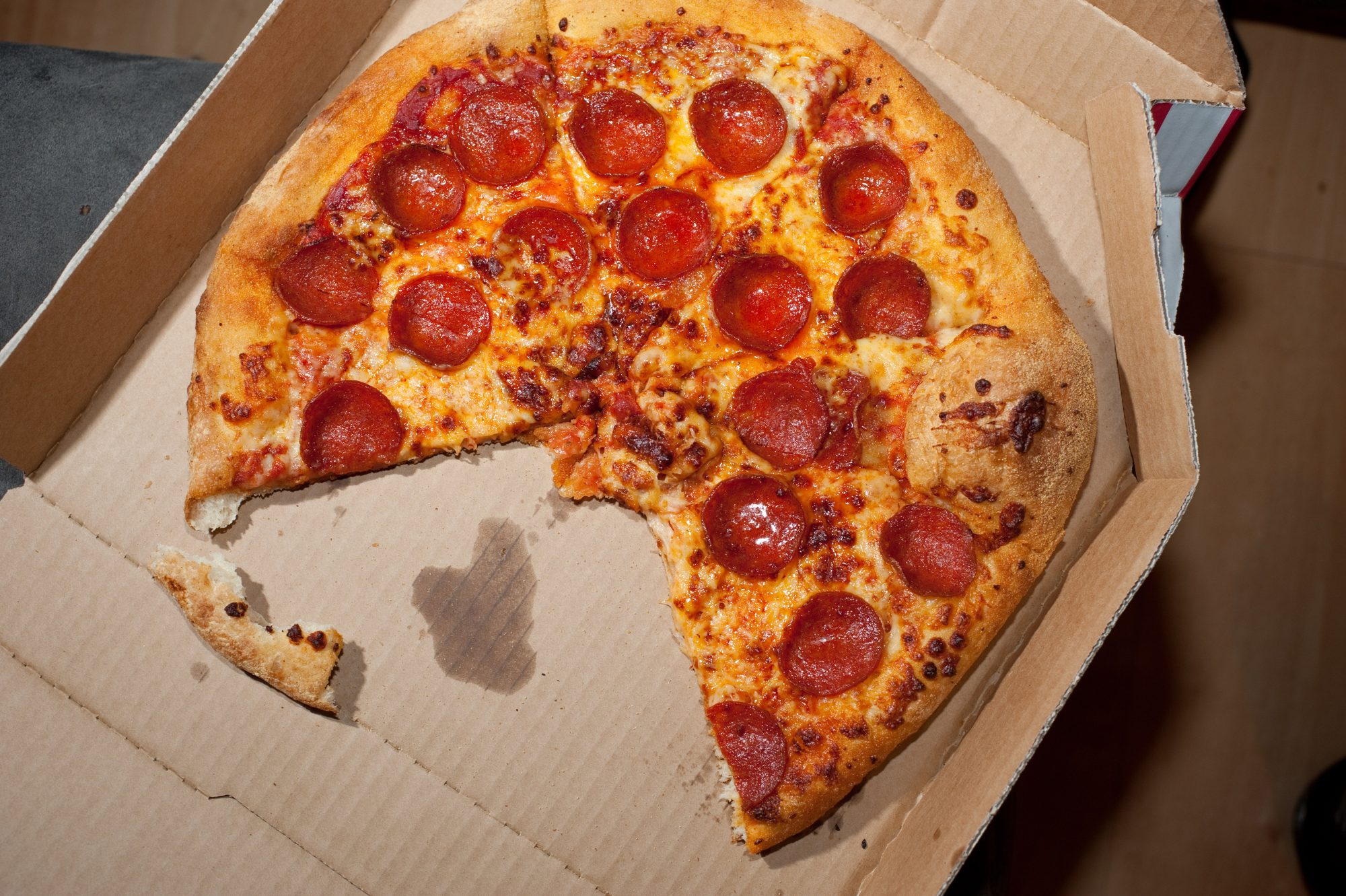 Inmates at a Chicago Jail Can Now Order Pizza Delivery