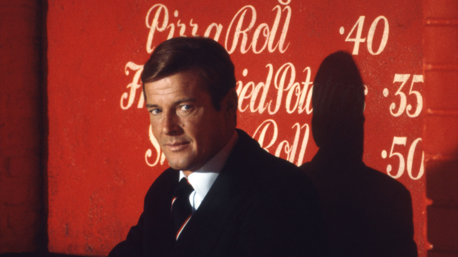 Roger Moore's 4 Greatest Eating and Drinking Momentsas James Bond