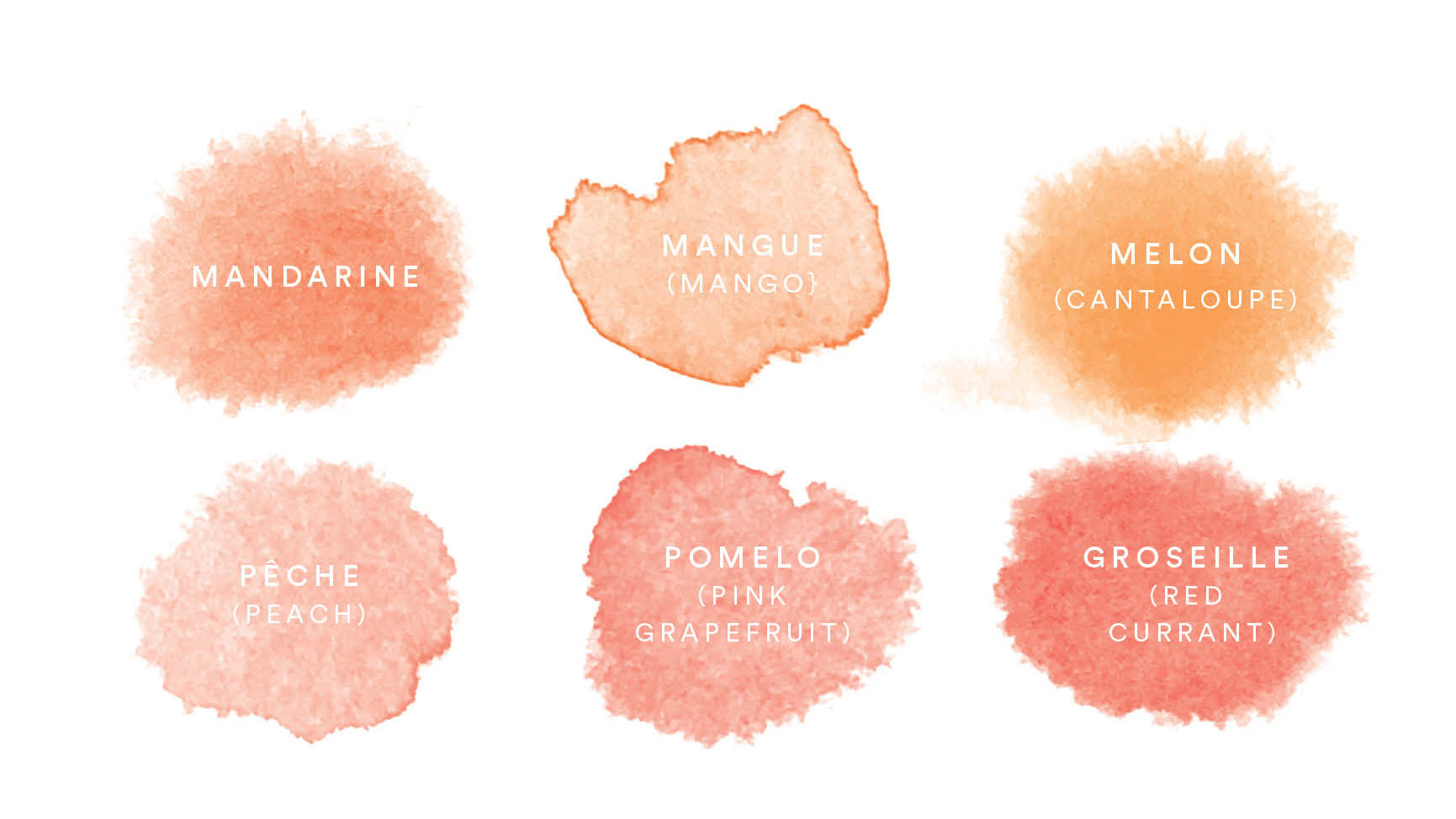 The Many Colors of Rosé
