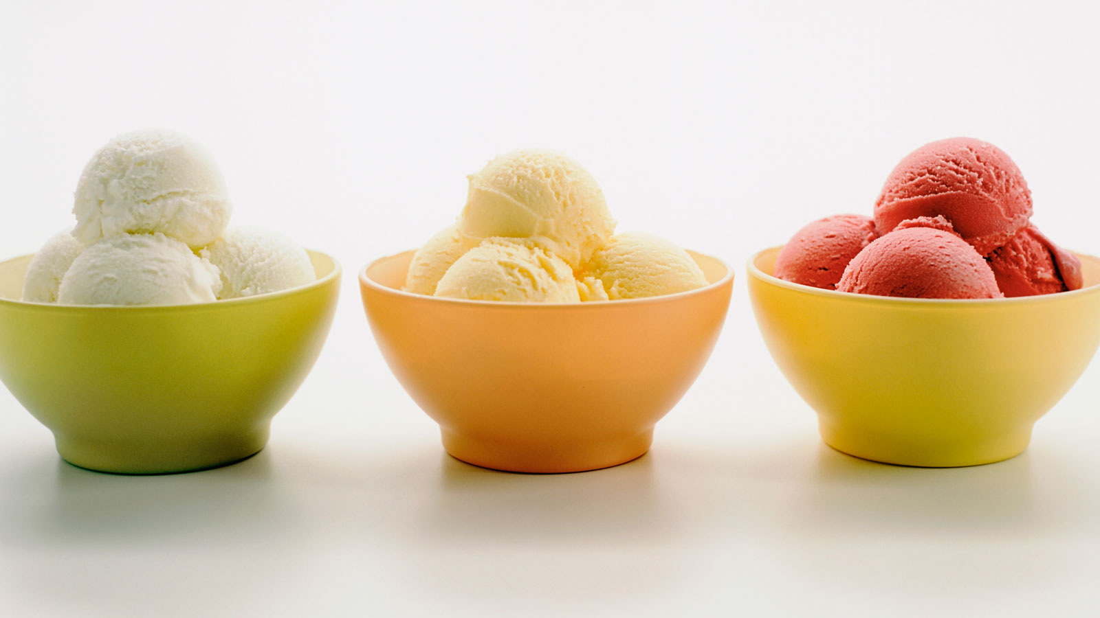 The Difference Between Sorbet and Sherbet