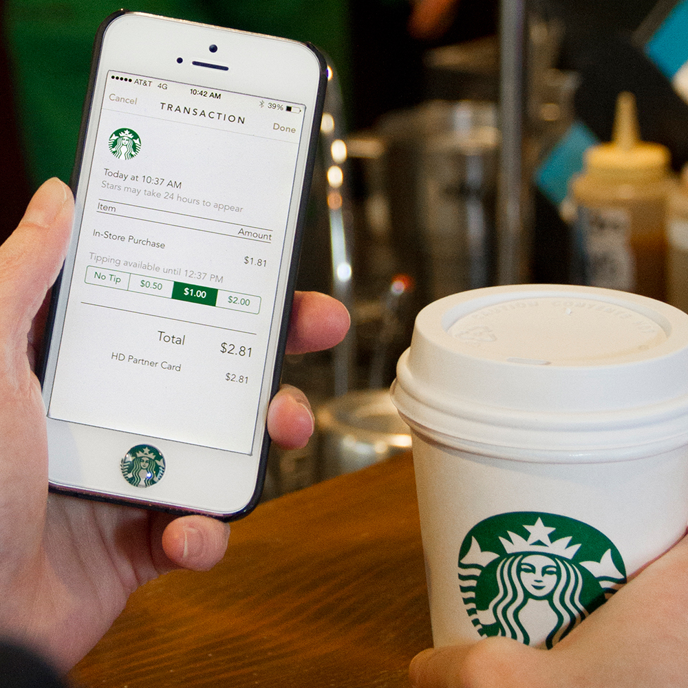 Your Starbucks App May Not Be as Safe as You Think
