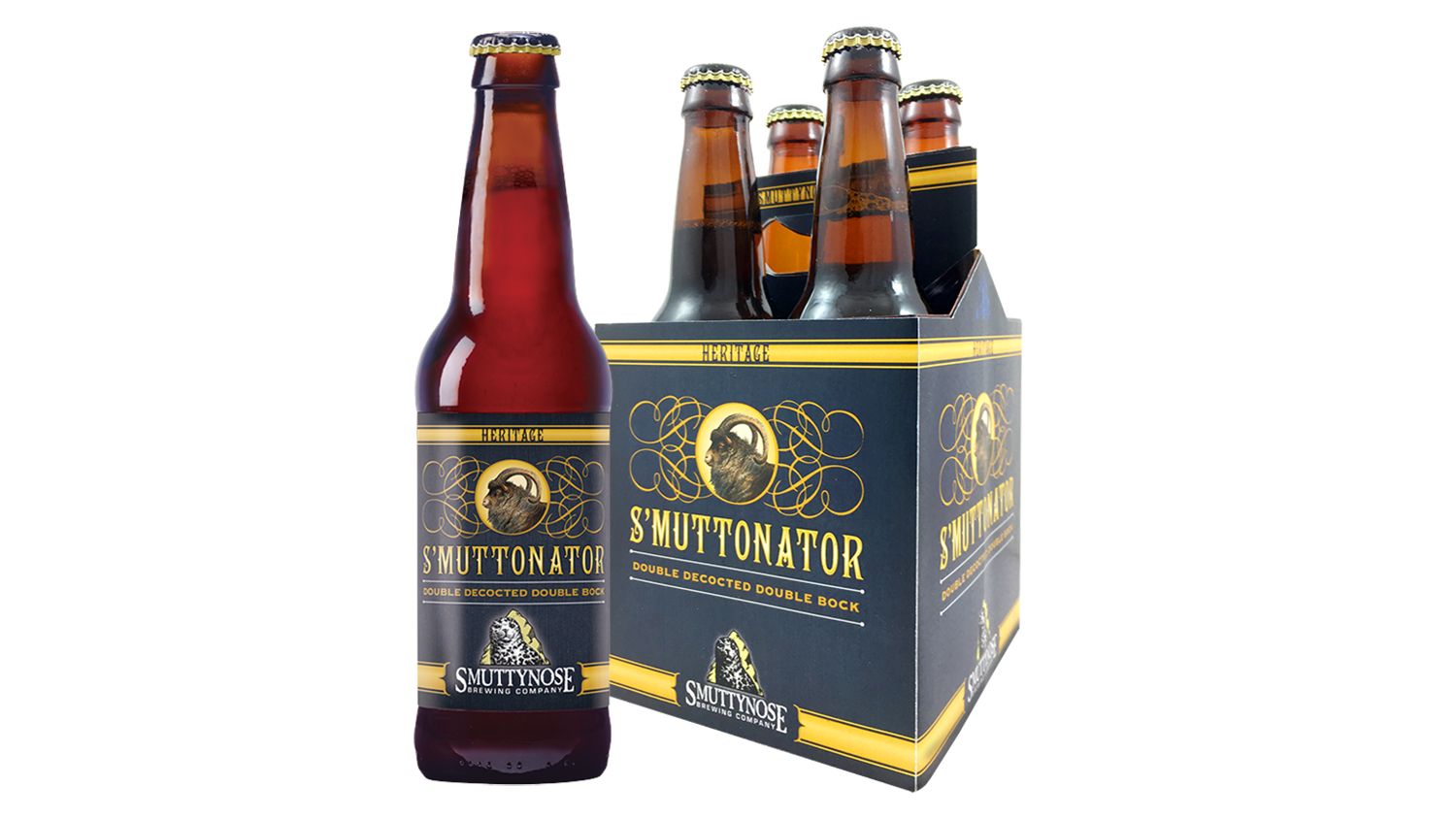 smuttynose brewing throwback beer heritage