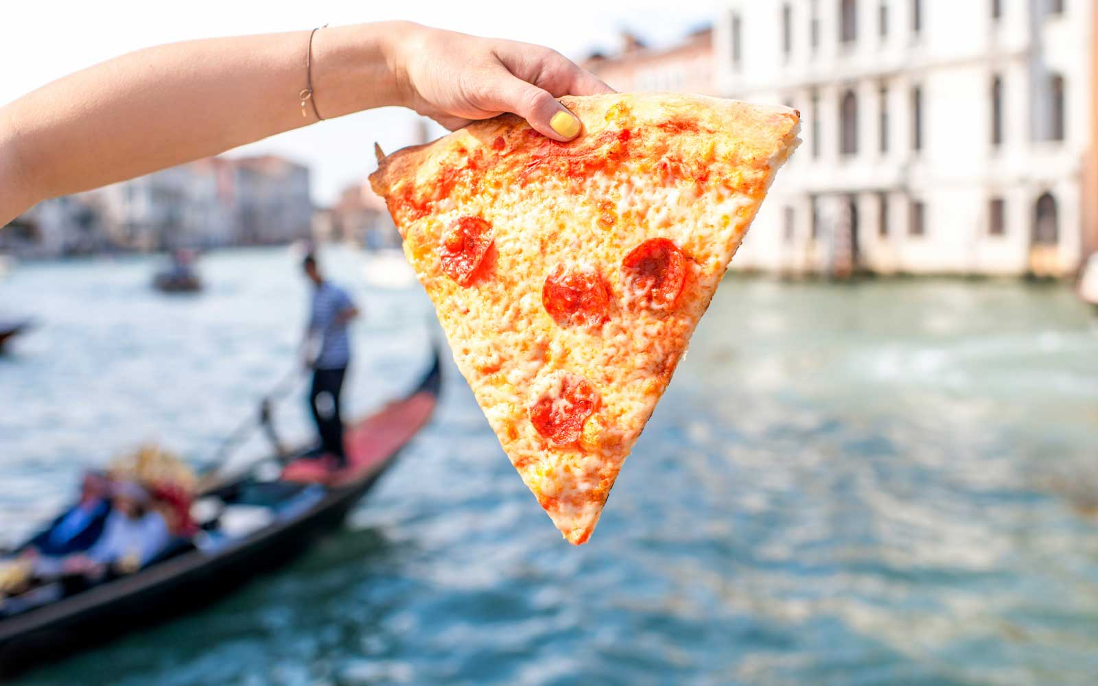 It's about to get a lot harder to get a slice of pizza in Venice