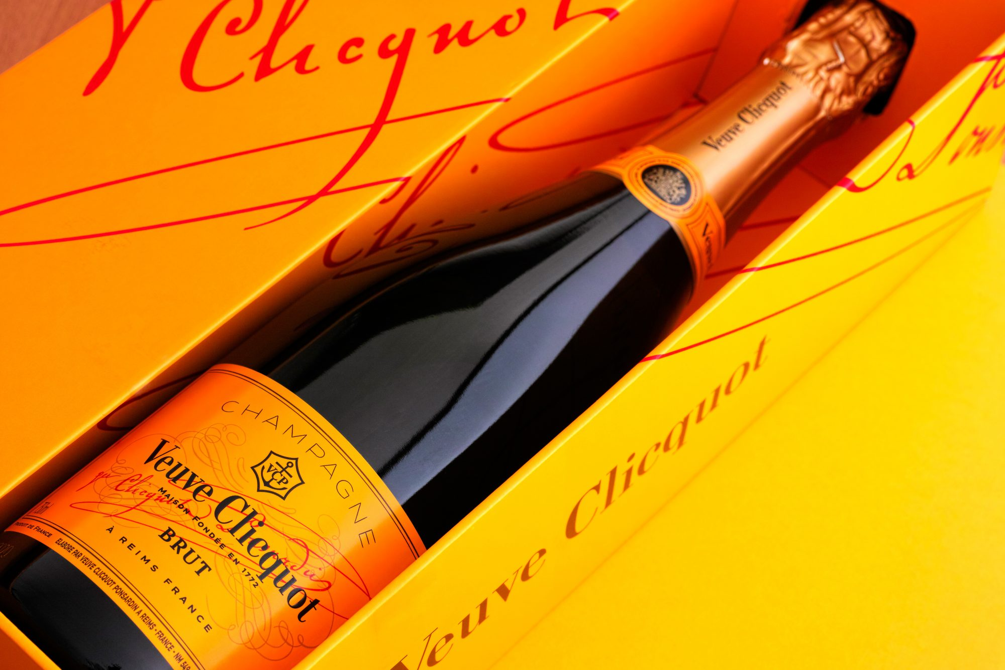 Veuve Clicquot Came Out With Two New Flavors of Their Famous Champagne