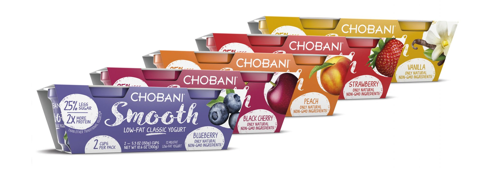 Greek Yogurt Maker Chobani Is Going Traditional For The First Time