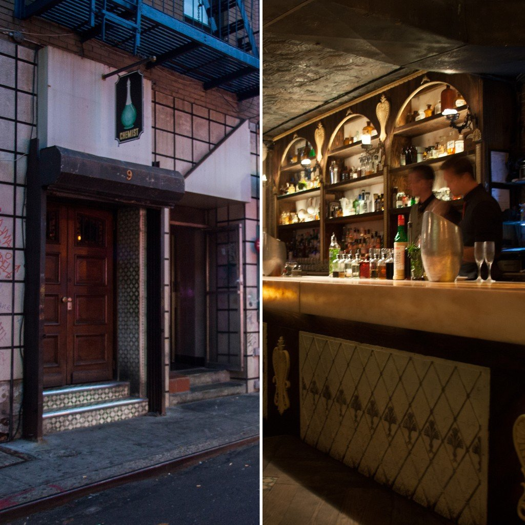 A Tour Inside NYC\'s Best Hidden Bars and Restaurants | Food & Wine