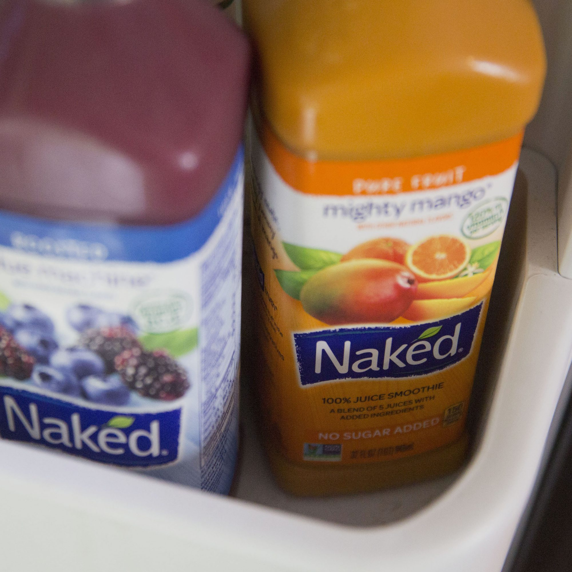 Naked Juice Will Change Labels After Accusation That They're Misleading