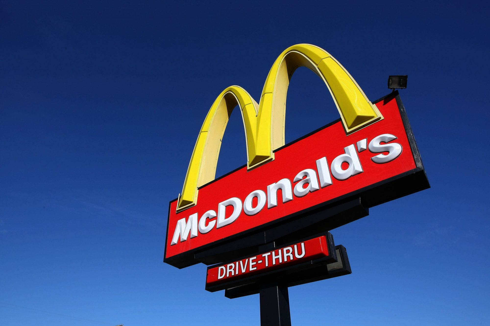 The Latest Dessert Craze At McDonald's Is Not On the Menu