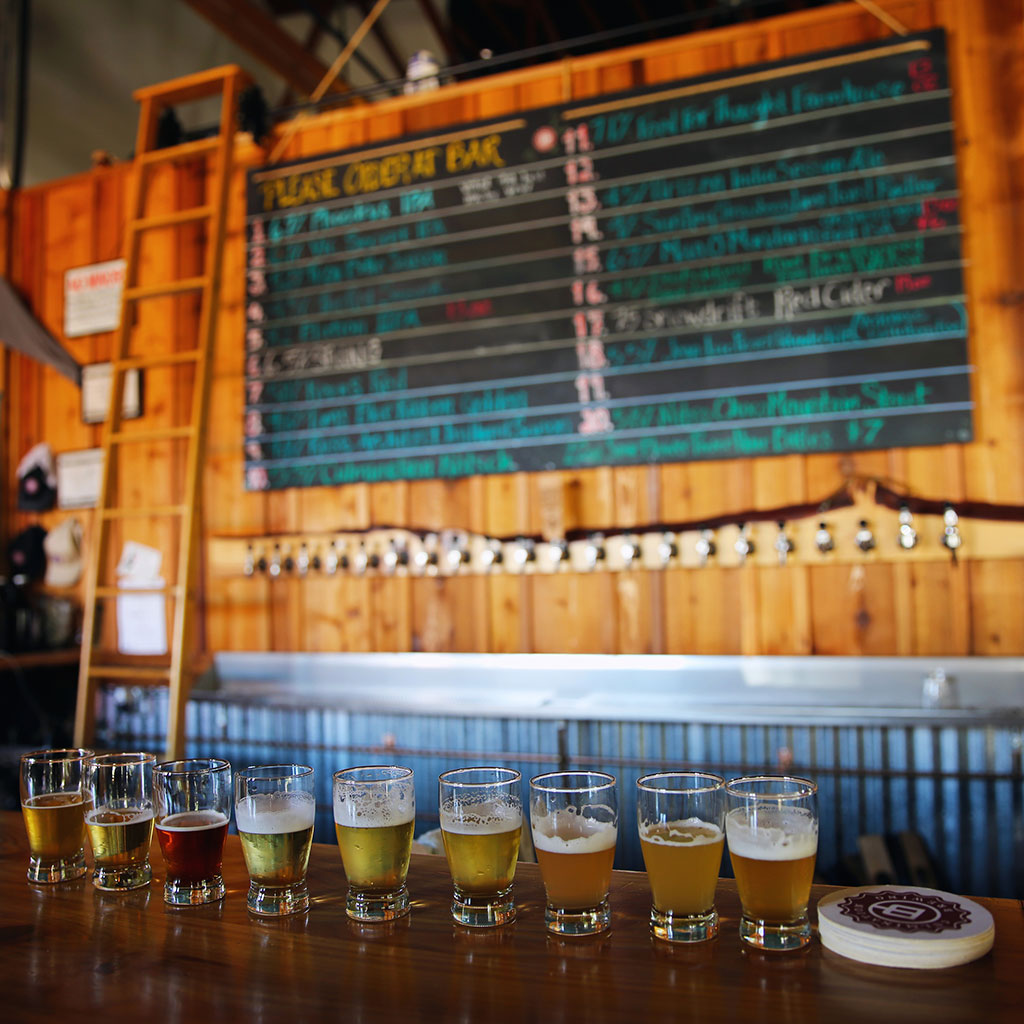 Breweries In Portland Oregon Map.A Beer Lover S 48 Hour Guide To Portland Food Wine