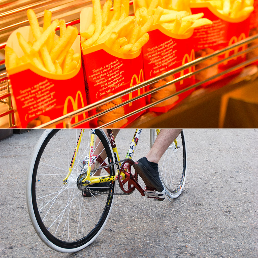 Fixed Gear French Fries