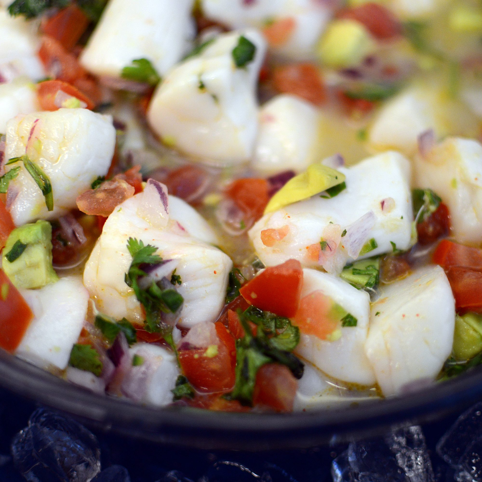 Woman Facing Jail Time for Selling Ceviche on Facebook