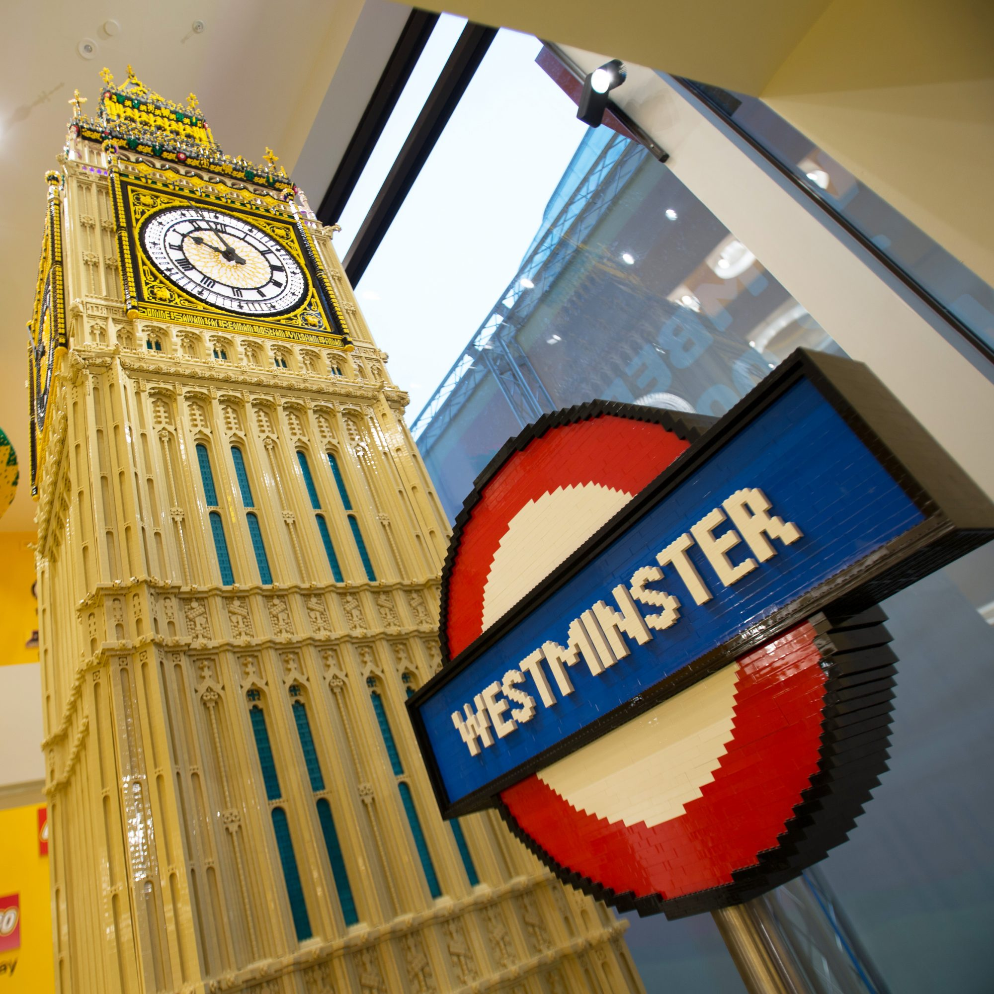 World's Biggest Lego Store Opens in London