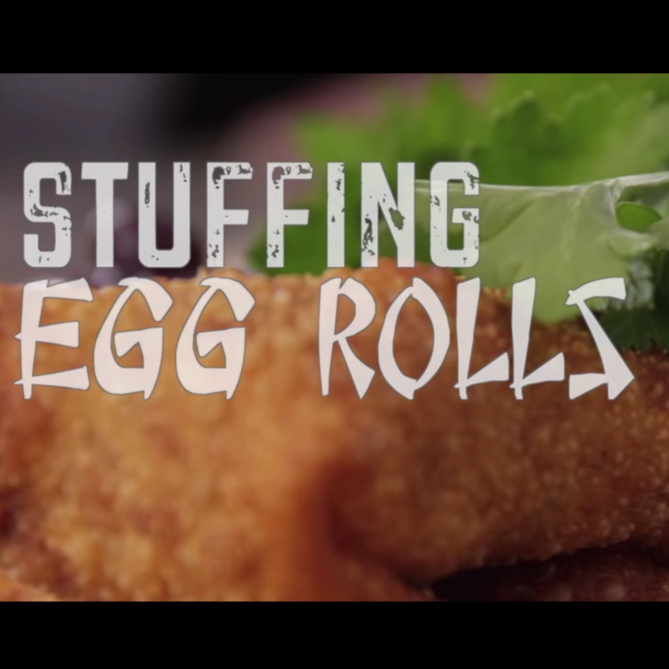 How to Make Leftover Stuffing Egg Rolls
