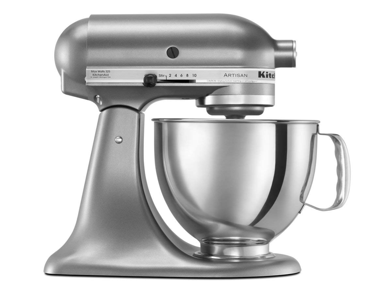 Fabulous Kitchenaid Stand Mixers Are Majorly Discounted On Amazon Best Image Libraries Counlowcountryjoecom