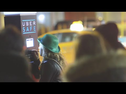 Uber Puts Breathalyzer Stand in Toronto to Hail Drunk People Cars