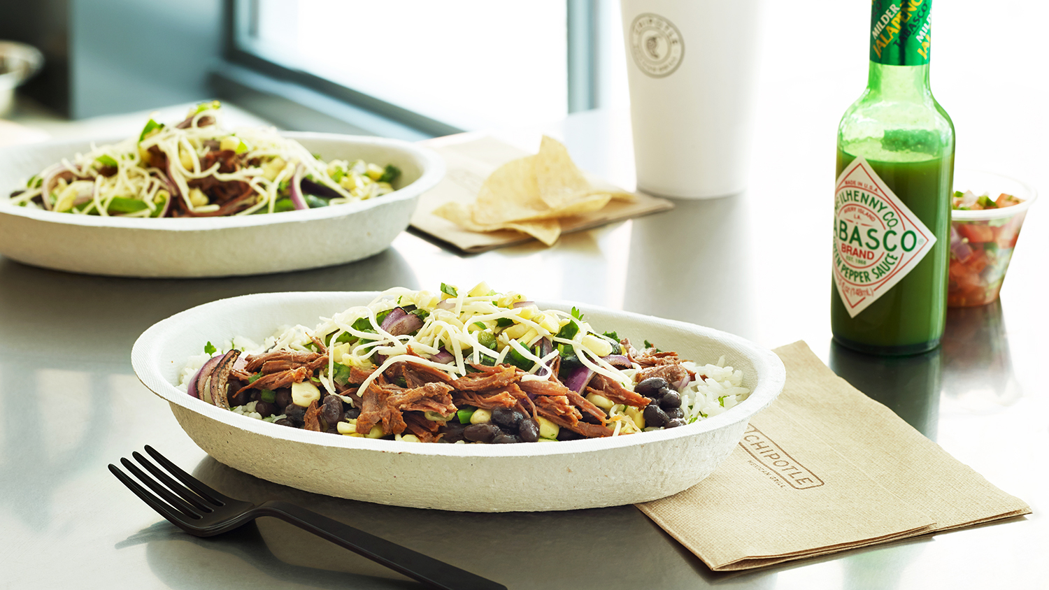 chipotle bowl acsi customers finds fast food to be more satisfying