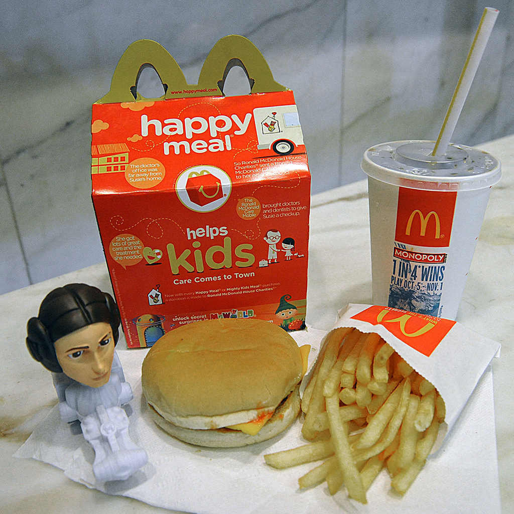 ADULT HAPPY MEALS FWX