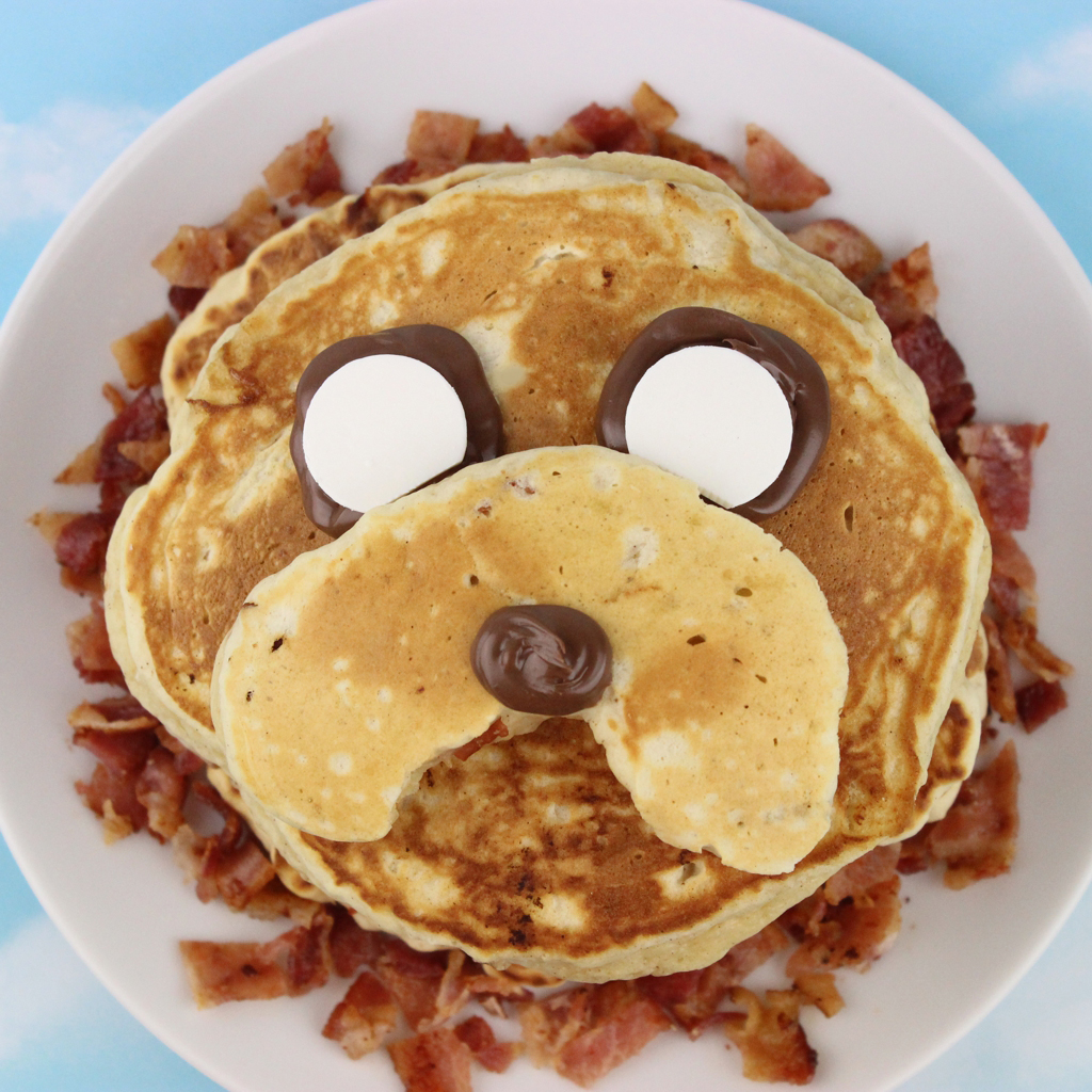 How To Make Bacon Pancakes A La Adventure Time | Food & Wine