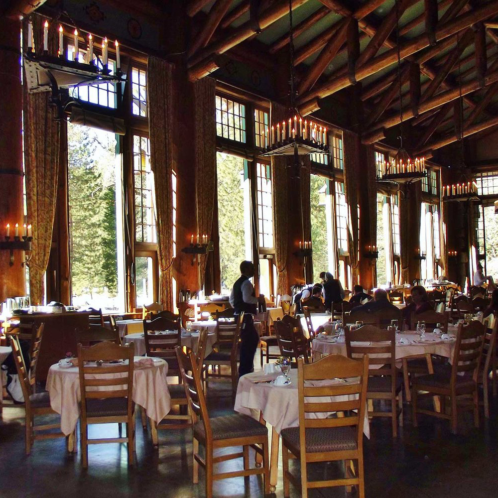 Ahwahnee Dining Room The Best Restaurants Near National Parks  Food & Wine