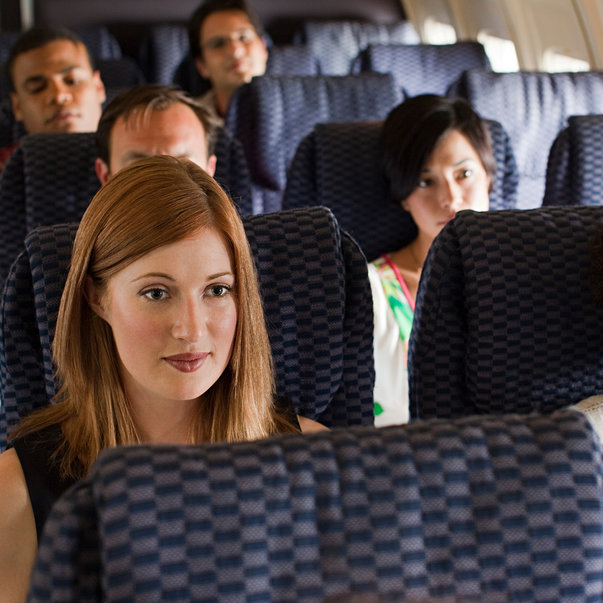 There is no safest seat on the plane