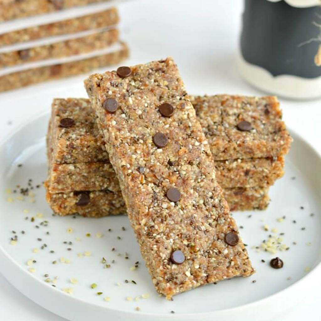 hemp, hemp recipes, flax, chia, almond