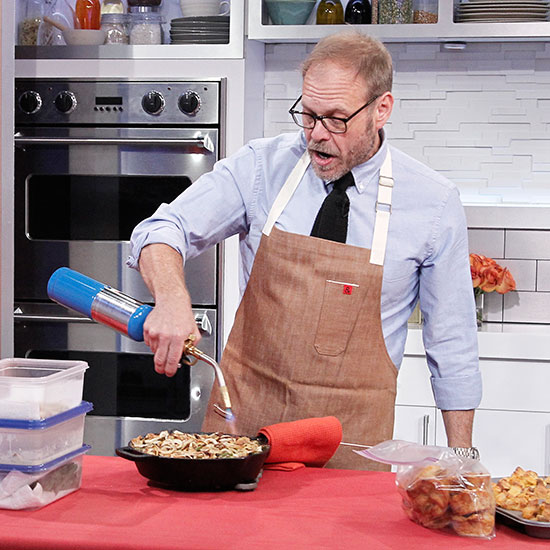 Kitchen Alton Brown: Alton Brown Is Getting Ready To Open Up A Coffee Shop