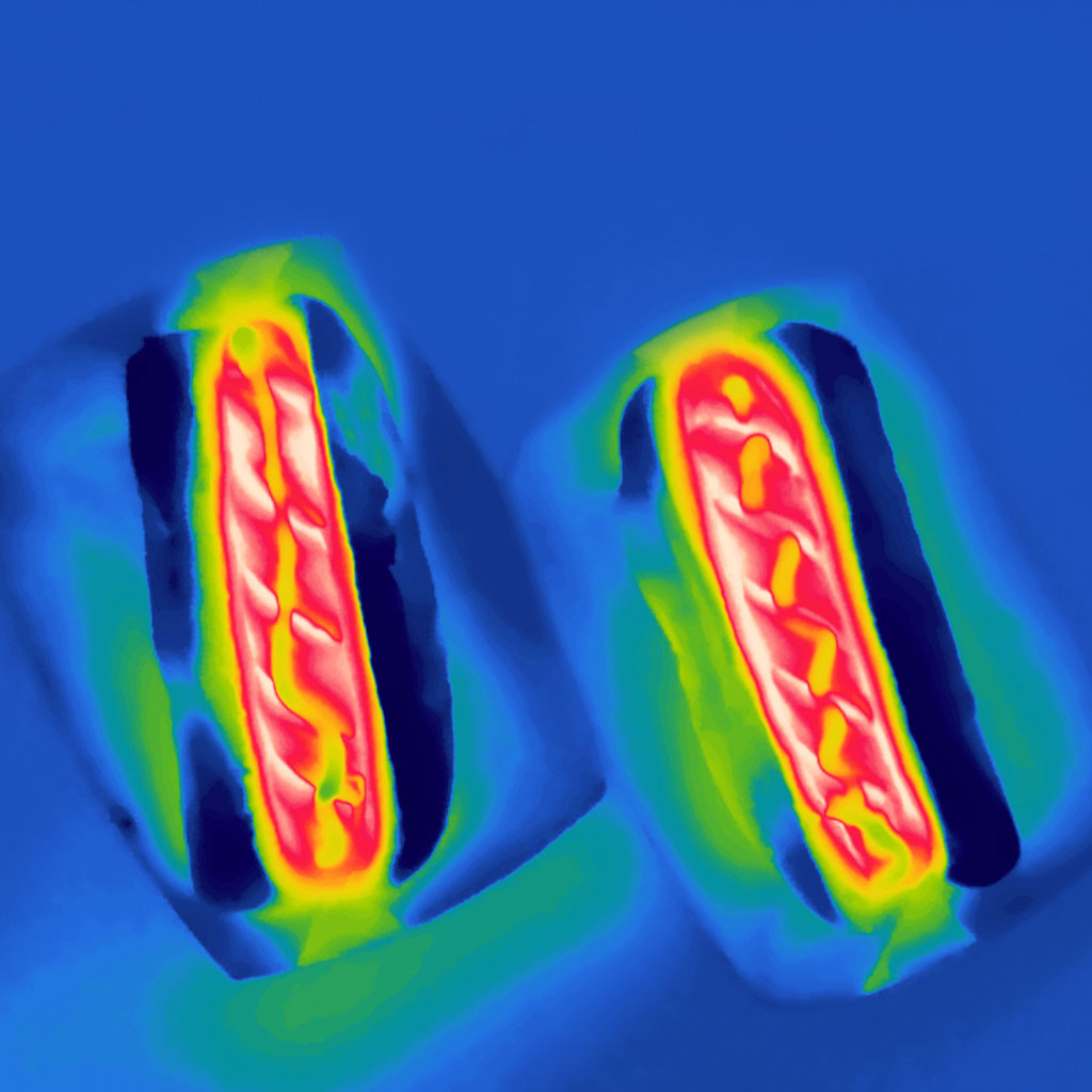 These Thermal Images of Street Food Are Works of Art