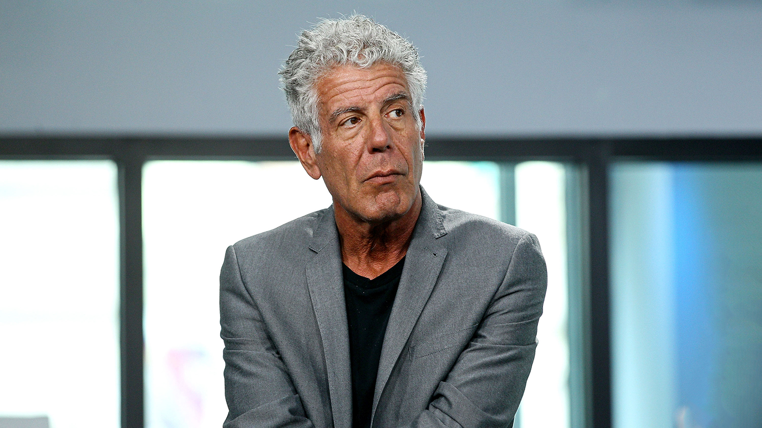 Watch the Trailer for Anthony Bourdain's Food Waste Documentary