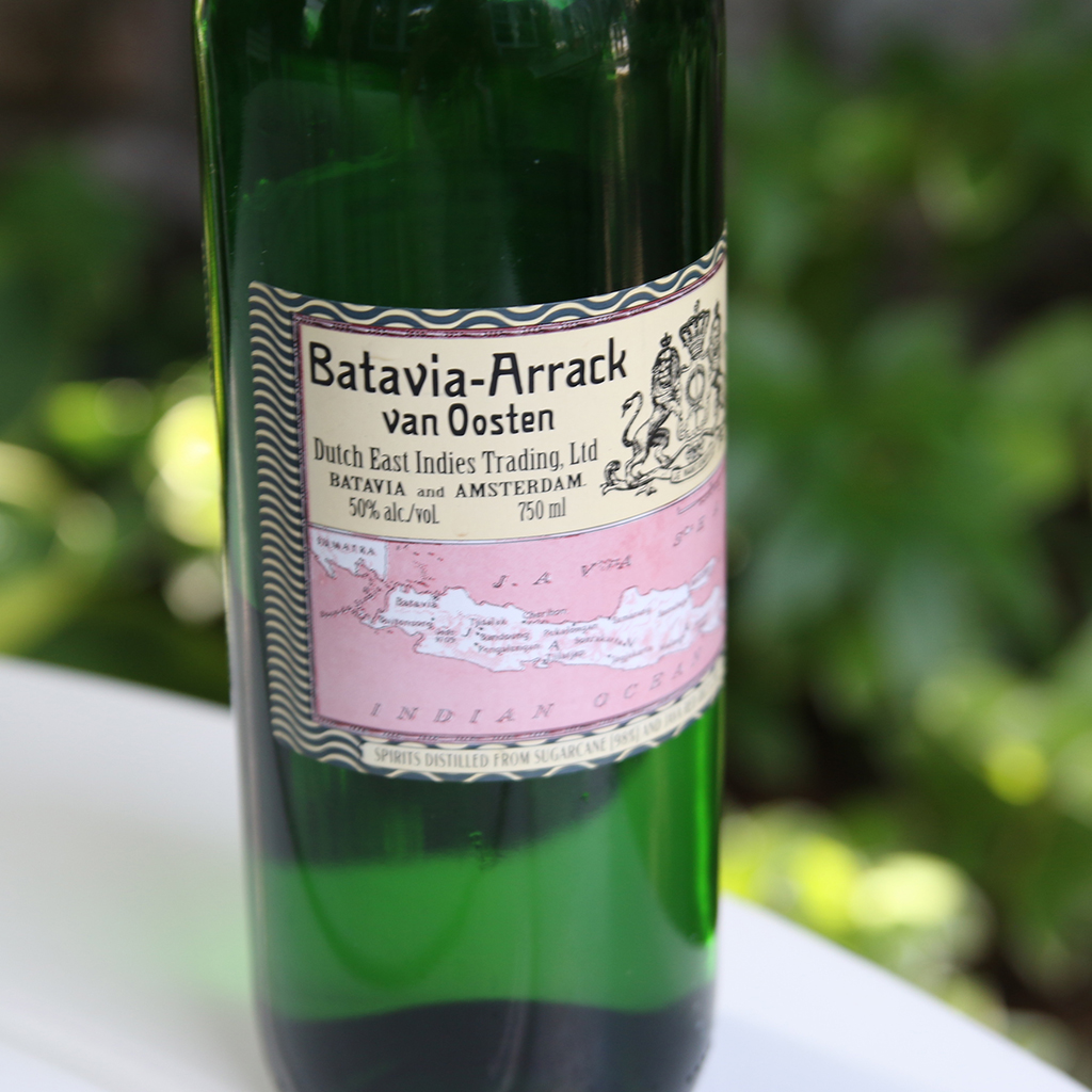 Batavia Arrack, the Colonial Bottle Coming Back Into Style