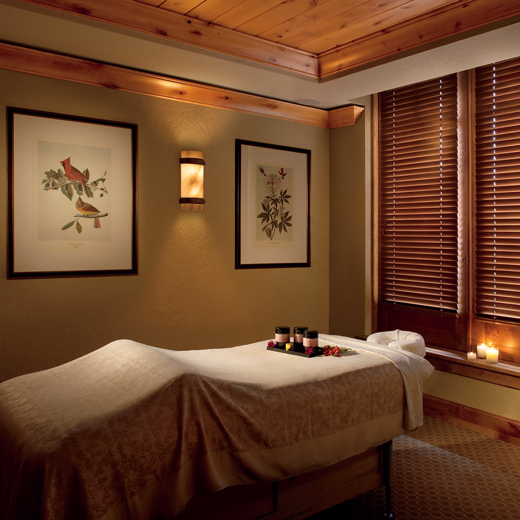 Boozy Spa Treatments, Bachelor Gulch Spa