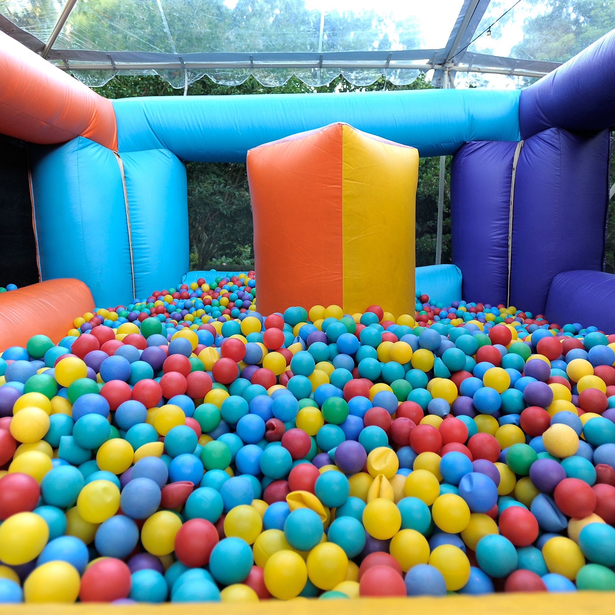 This Ball Pit Bar Is Like A Chuck E. Cheese for Adults
