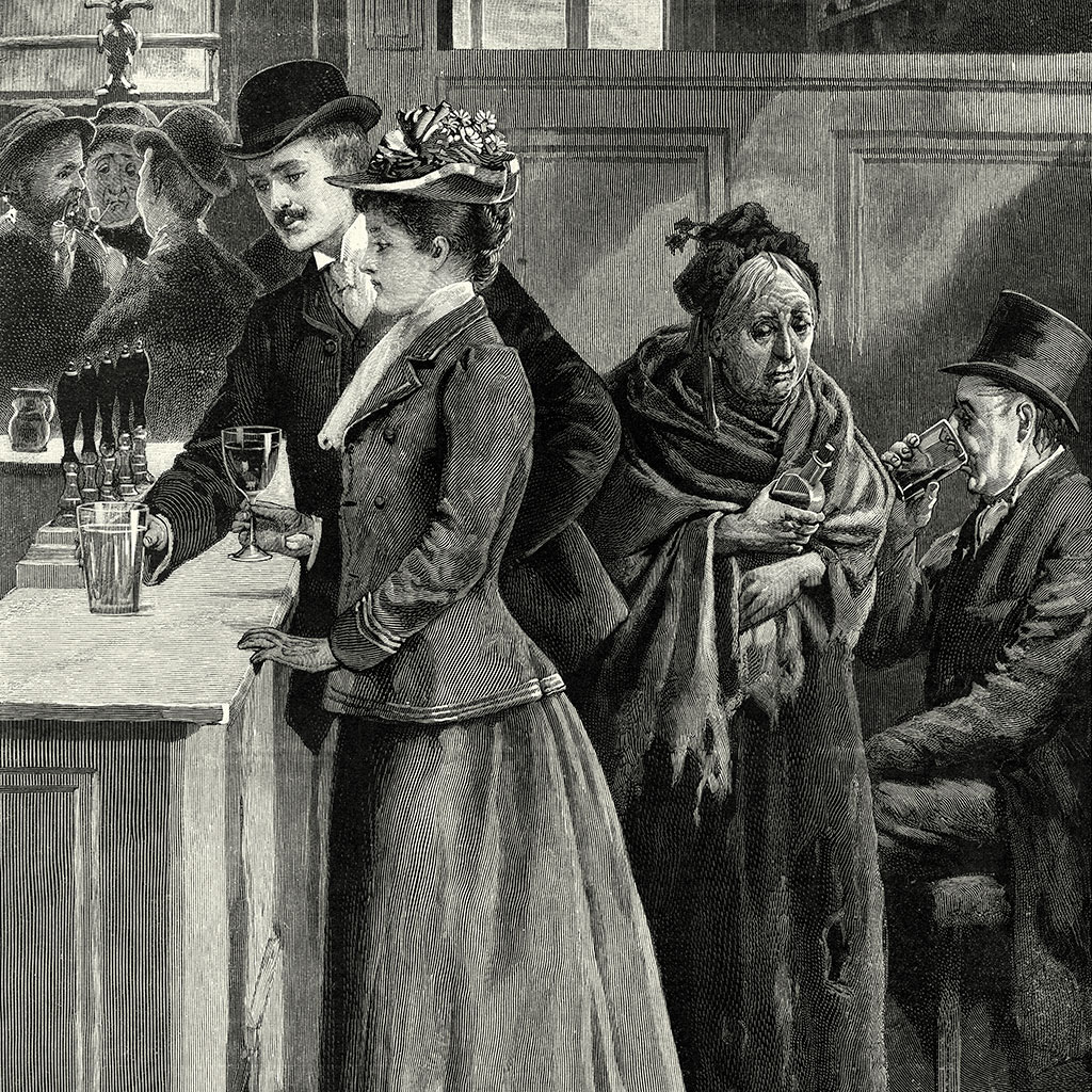 How Social Dynamics Influence Your Beer Order