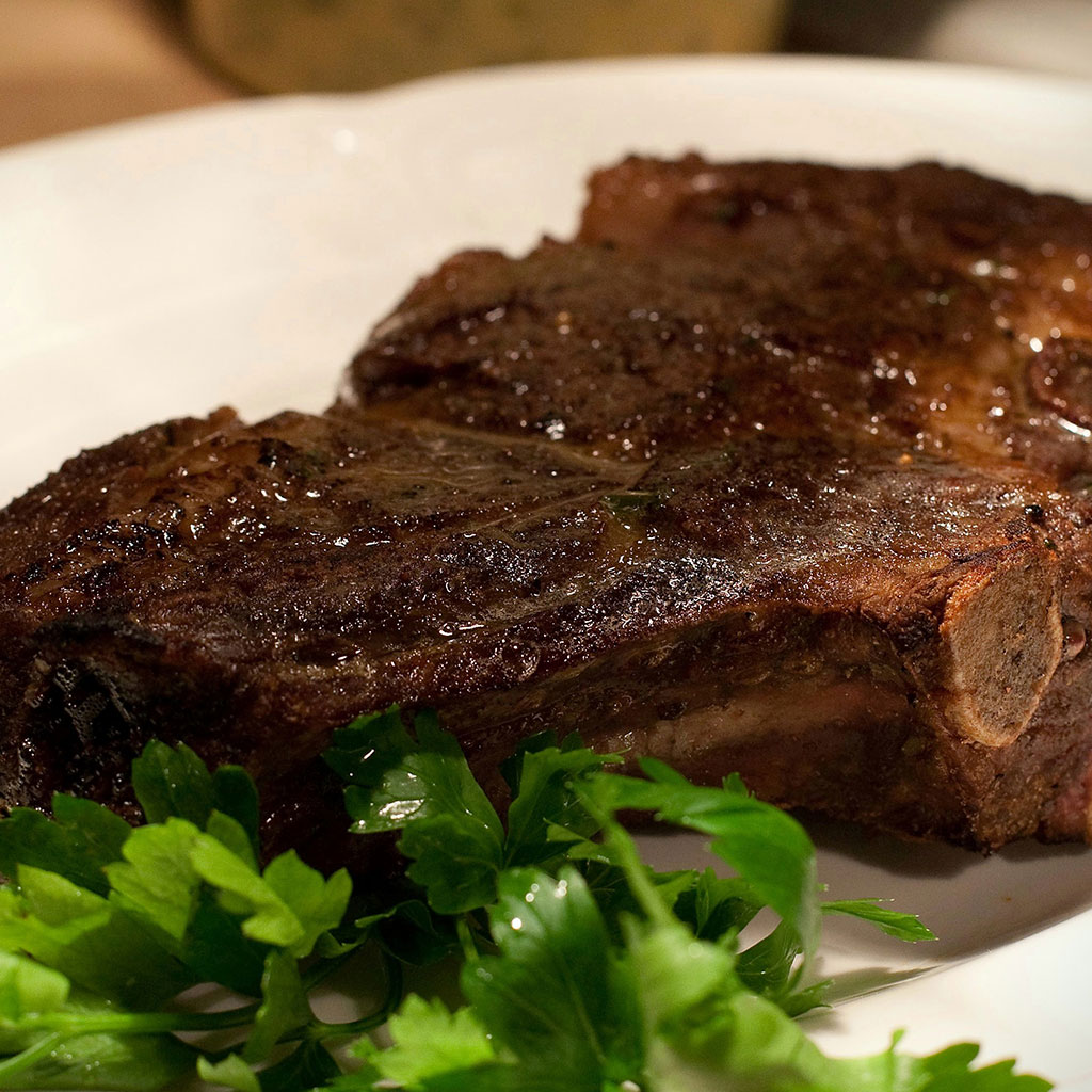 For the Red Meat Lover: Bavette's